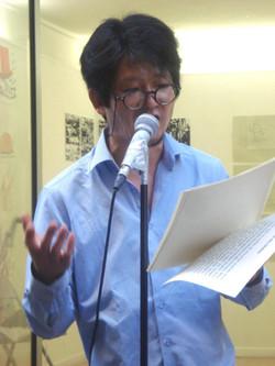 performance-lecture KangByungKi
