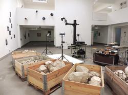 recording-gauche: Geissler, face:Alvarez Llano-installation: Sebastian Bathe -Christoph Gôrkew-
