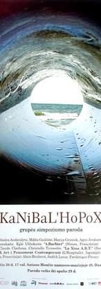 affiche Palanga-l'artiste et la mer