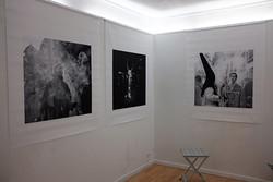 salle 1 expo Christophe Siutat
