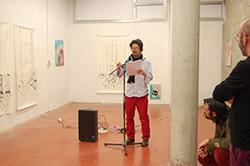 Kang Byung Ki-lecture
