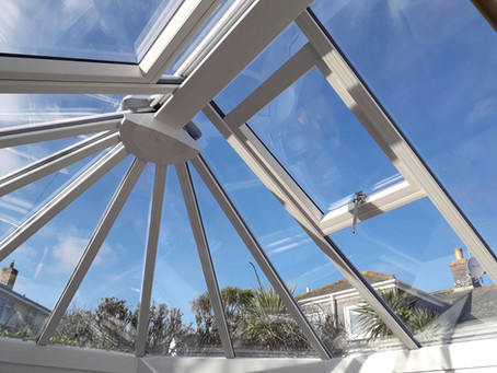 Industry-leading conservatories