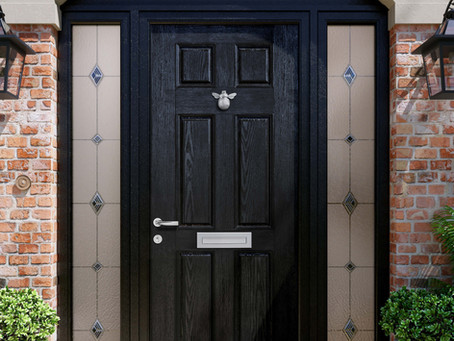 Composite doors that will keep you in safe hands.