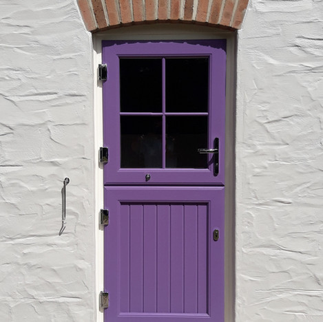 uPVC Stable Door