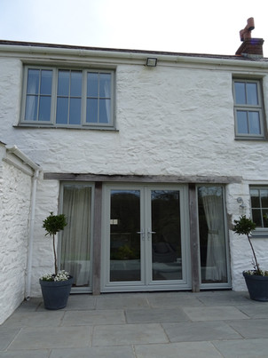 uPVC Windows and French Doors