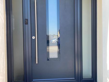 Silka 70mm GRP Composite Door