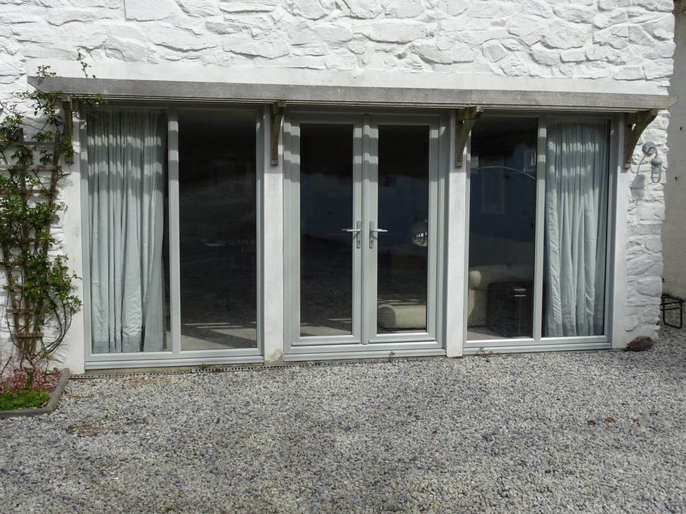 uPVC French Doors - After