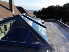 Complete Roof Lantern Installation