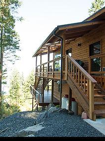 PNW modern dream wooden house