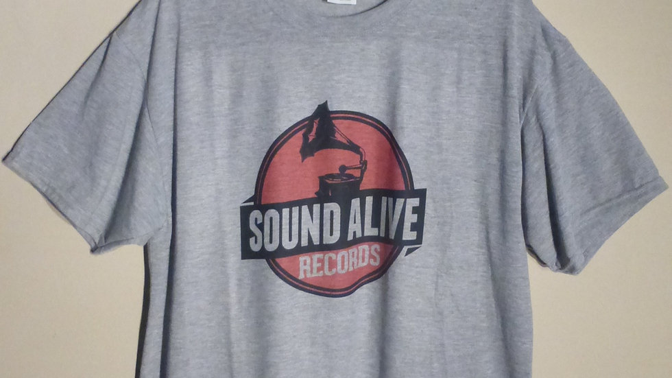 Sound Alive Records T-Shirt