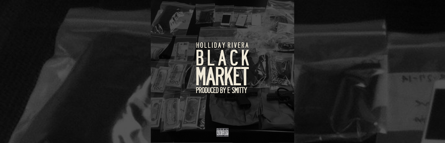 Chris Holliday - Black Market
