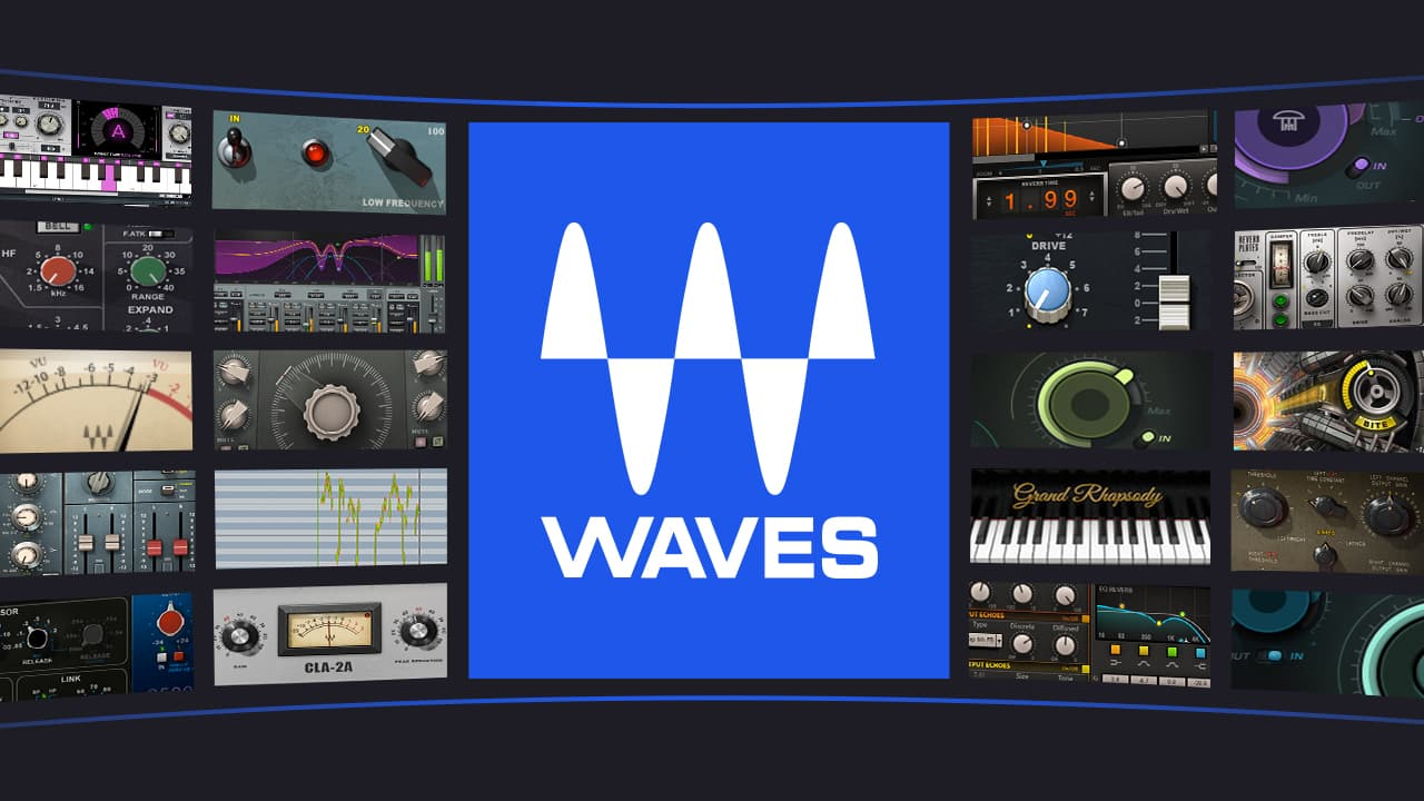 "E. Smitty & Sound Alive Records/Sound Alive Studios partner with industry giant ""WAVES AUDIO"""