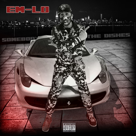 """EM-LO Releases New Album """"Dishes Don't Do Themselves"""" Prod. By E. Smitty"""