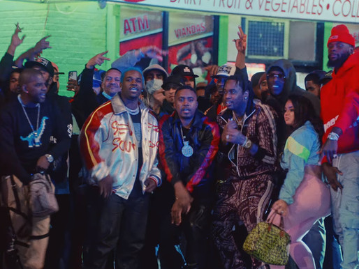 """Nas - """"Spicy"""" feat. Fivio Foreign & A$AP Ferg (Official Video)"""