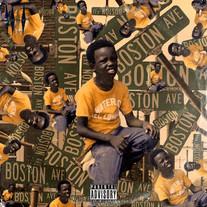 Rebel Rodomez - Boston Ave (Album)