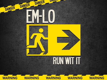 """EM-LO releases """"Run Wit It"""" (Prod. By E. Smitty)"""