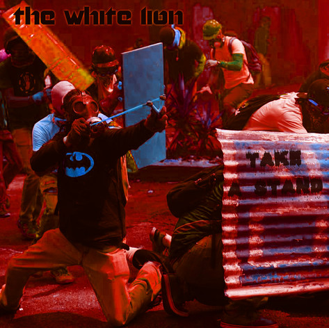The White Lion - Take A Stand