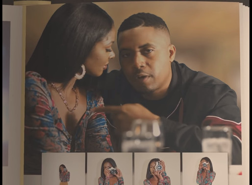 """Nas Feat. Big Sean & Don Toliver - """"Replace Me"""" (Official Video)"""