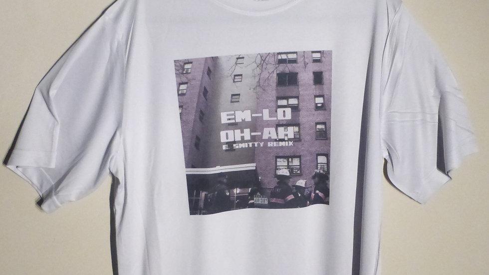 "Em-Lo - ""Oh-Ah"" (E. Smitty Remix) T-Shirt"
