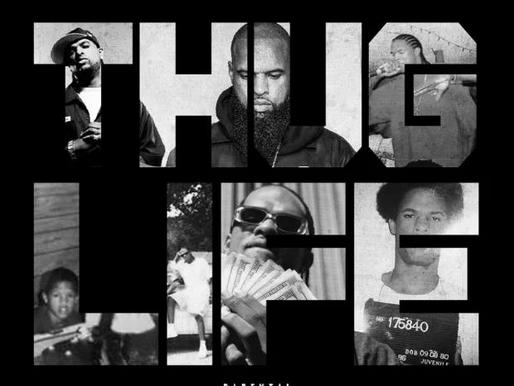 "Slim Thug Releases The New Album ""Thug Life"""