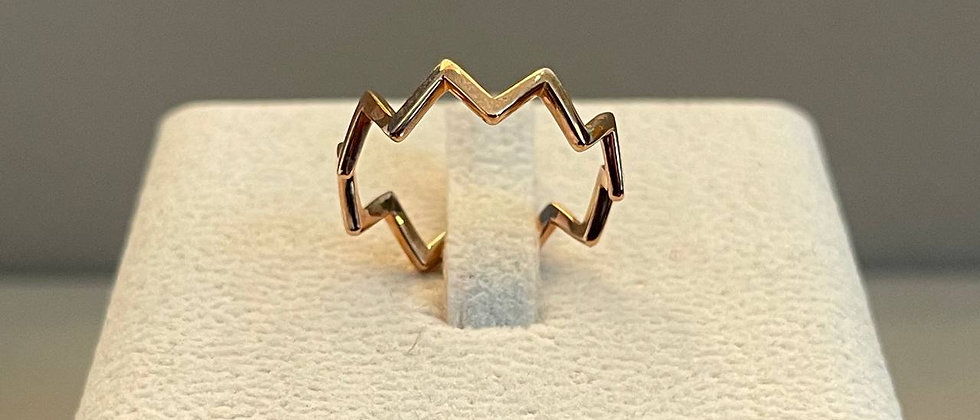 1.48g 14K Rose Gold Ring