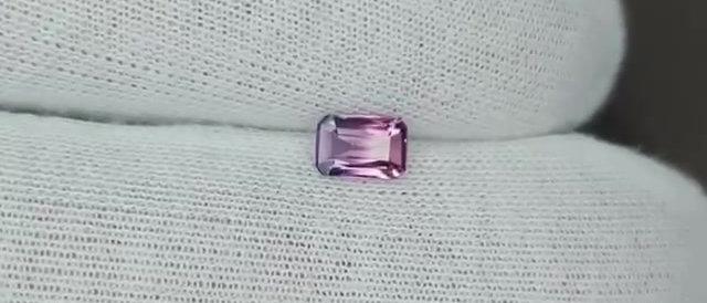 0.74cts Natural Bi Color Sapphire