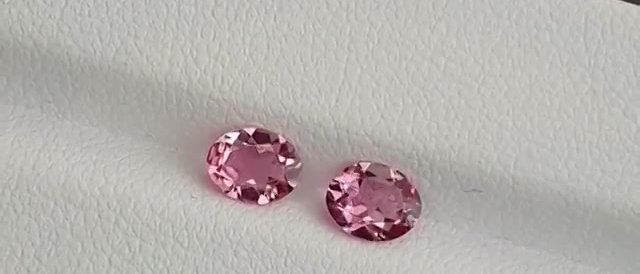 0.98cts Pink Tourmaline