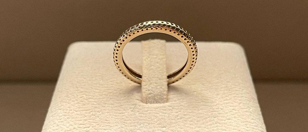 2.80g 18K White Gold Ring Mounting
