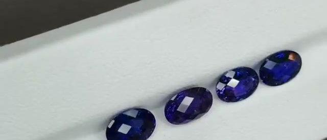5.93cts Blue Sapphire