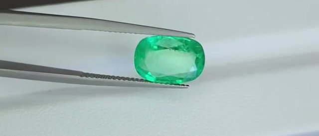 3.53cts Natural Emerald