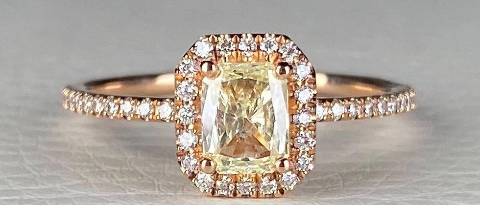 Eternal Diamond Engagement Ring