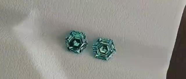 1.84cts Blue Zircon