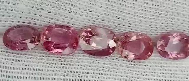 2.16cts Padparadscha Sapphire