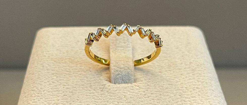 1.71g 14K Yellow Gold Ring