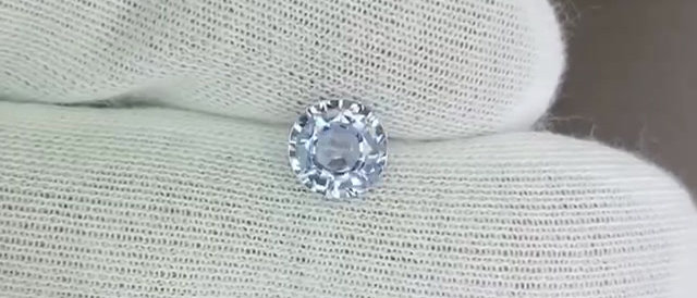 1.32cts Natural Blue Sapphire
