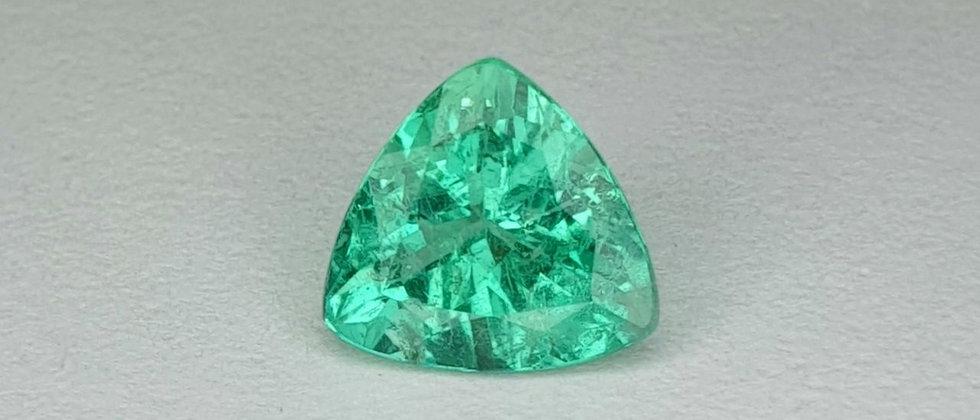 1.22cts Emerald