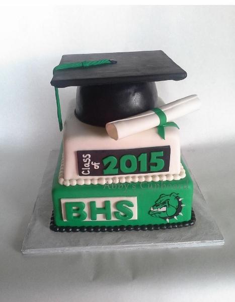 Graduation cake 5_24_15