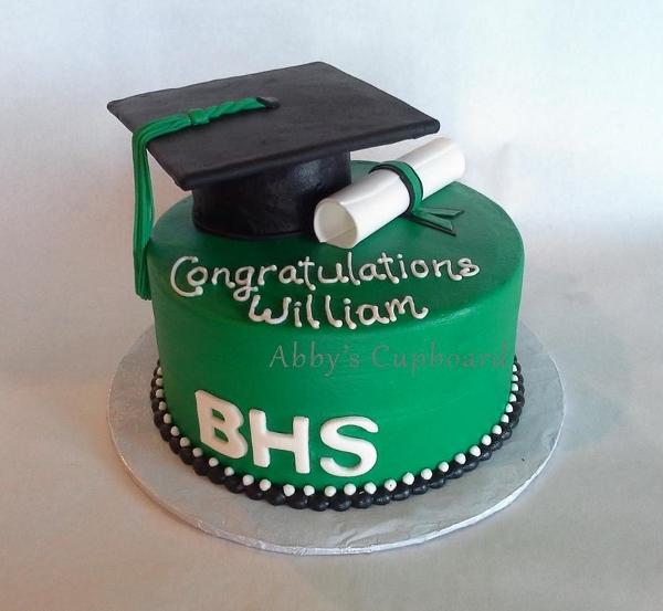 Graduation cake 5_28_15