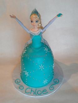 Elsa doll 2_28_15
