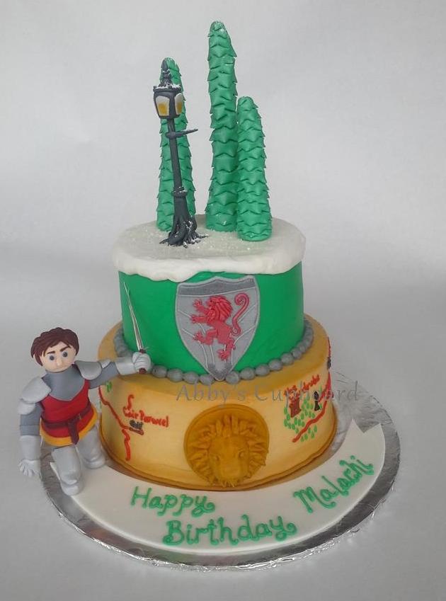 Narnia cake 12_27_14