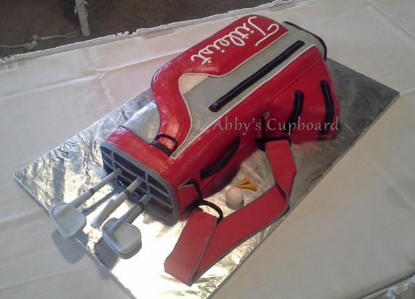 golf bag cake 10_12_14