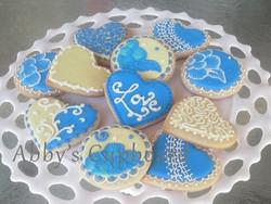 Wedding cookies 4_2_16