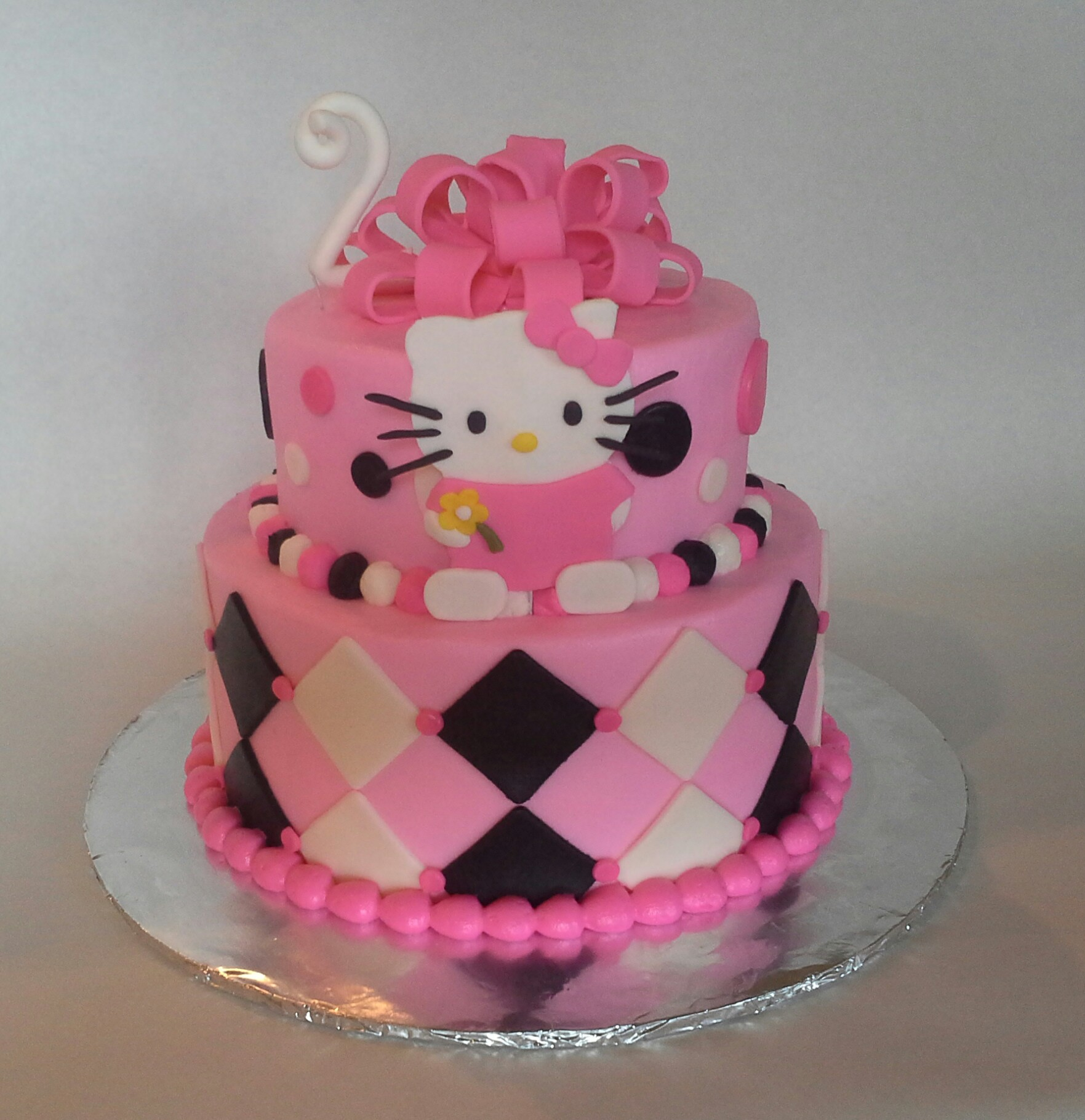 Hello Kitty 2 tier 3_8_14