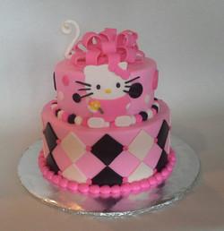 Hello Kitty 2 tier 3_8_14