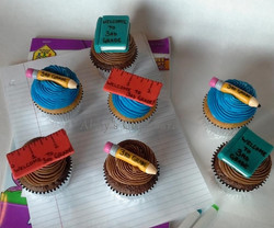 Back to School cupcakes 8_21_15
