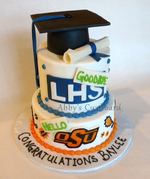Goodbye/Hello Grad cake 5_27_17