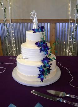 Bride's cake 7_12_14