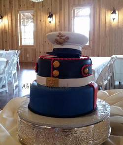 Marine Groon's cake 10_5_14