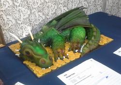 Dragon cake 5_3_15