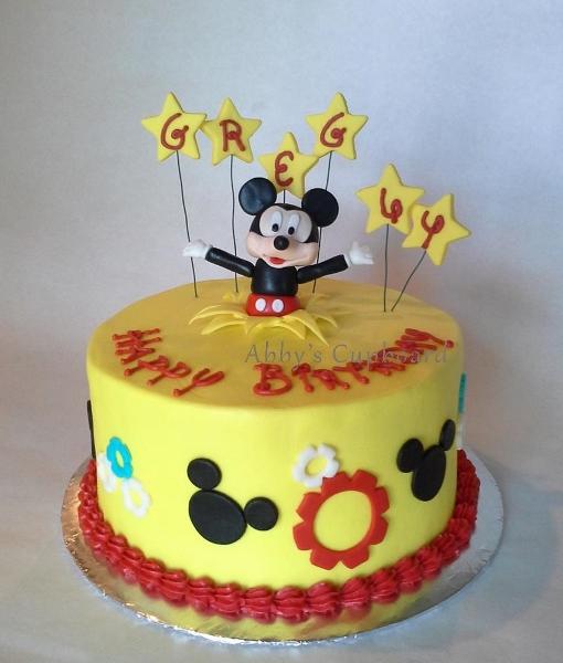 Micky mouse 9_20_14